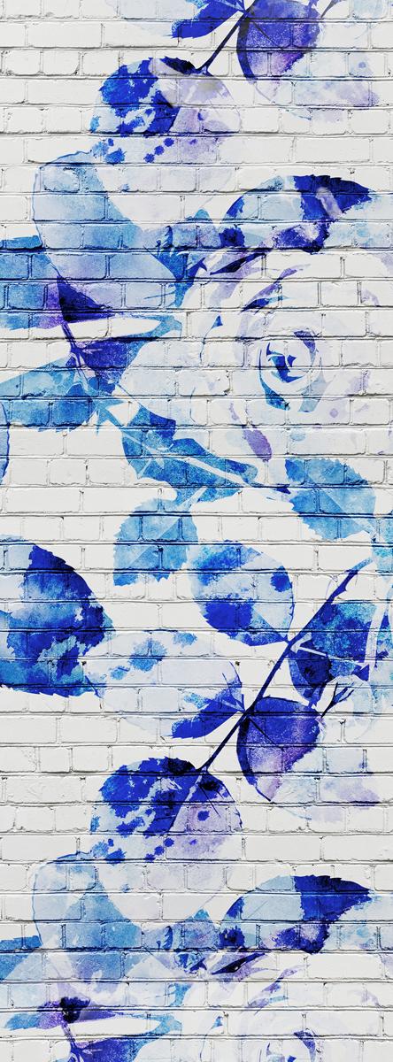 Фотообои Barton Wallpapers Цветы, 100 x 270 см. F21901F21901Флизелиновые фотообои Barton Wallpapers Цветы. Превосходное цифровое качество изображения, экологичные, износостойкие, не пахнут, стойки к выцветанию, просты в поклейке. Каждому человеку хочется внести индивидуальности в свой интерьер и сделать его уютней. Английские обои Barton Wallpapers сделают это лучше всего!