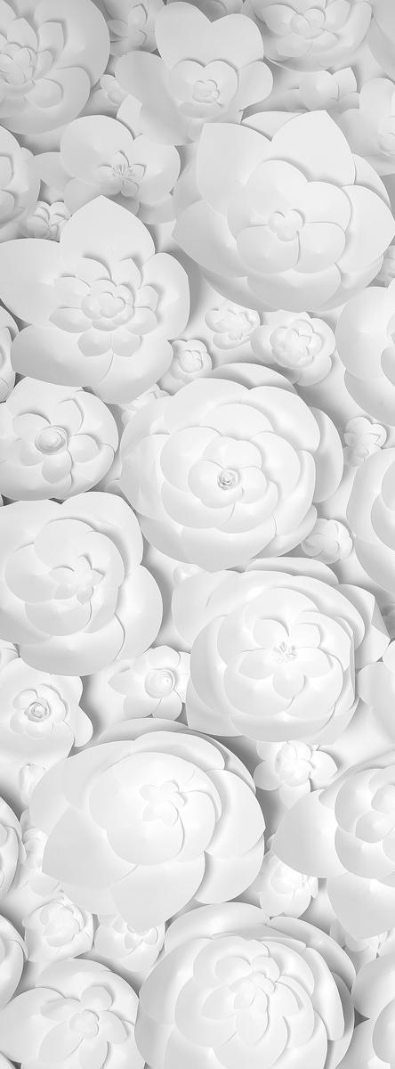 Фотообои Barton Wallpapers Цветы, 100 x 270 см. F25801F25801Флизелиновые фотообои Barton Wallpapers Цветы. Превосходное цифровое качество изображения, экологичные, износостойкие, не пахнут, стойки к выцветанию, просты в поклейке. Размер: ширина 100 см, длина 270 см.