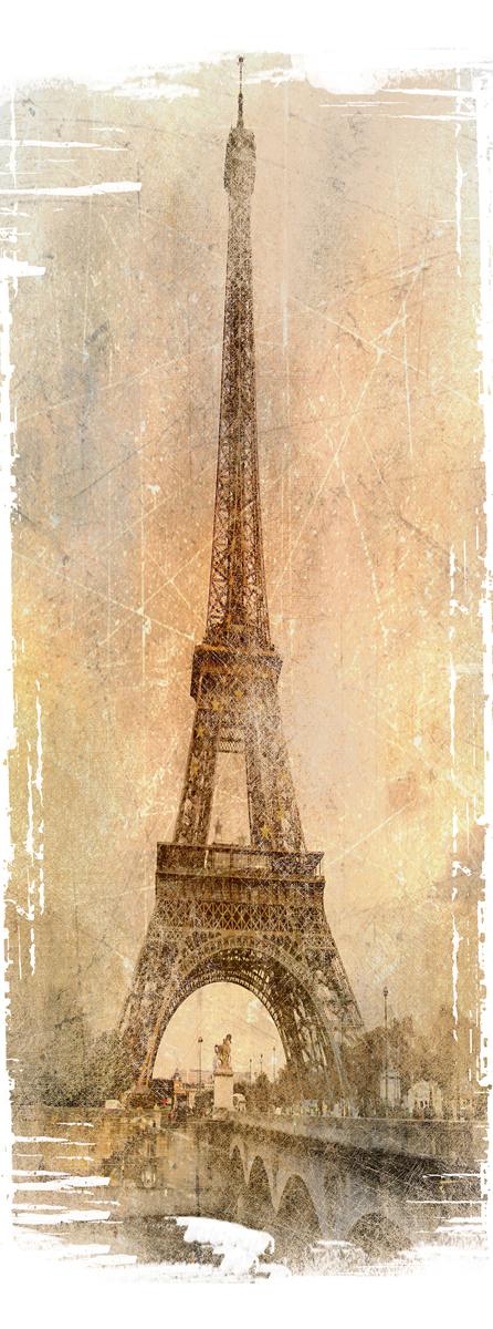 Фотообои Barton Wallpapers Города, 100 x 270 см. U04201U04201Флизелиновые фотообои Barton Wallpapers Города. Превосходное цифровое качество изображения, экологичные, износостойкие, не пахнут, стойки к выцветанию, просты в поклейке. Все влюбленные едут в Париж, чтобы закрепить свой союз нежным поцелуем прямо под сводами Эйфелевой башни. Она считается символом любви и романтики, а Париж - городом поэтов. Для того, чтобы видеть его каждый день, вовсе не надо ехать так далеко - достаточно просто купить изысканное винтажное фотопанно с видом на Эйфелеву башню с другого берега Сены. Изысканный эффект старения рисунка выгодно дополнит практически любой современный интерьер, добавив в него чуточку романтики и особенного стиля. Такие фотообои подойдут и для спальни, и для гостиной, станут отличным выбором для офиса или кафе.