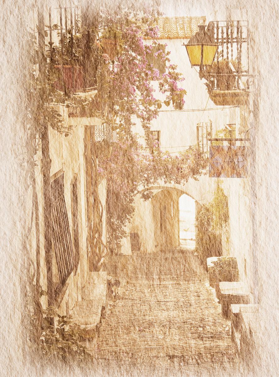 Фотообои Barton Wallpapers Города, 200 x 270 см. U04402U04402Флизелиновые фотообои Barton Wallpapers Города. Превосходное цифровое качество изображения, экологичные, износостойкие, не пахнут, стойки к выцветанию, просты в поклейке. Никого не оставит равнодушным манящее очарование узких европейских улочек, которые неожиданно упираются то в тупик, то в увитый цветами балкон, то радуют романтичной аркой или старинным уличным фонарем на кованом подвесе. Это удивительное настроение, которое сопровождает всех гуляющих по маленьким европейским городам, может навсегда поселиться прямо в вашем доме. Достаточно купить фотообои с изящным изображением переулка в одном из старинных районов Парижа, Милана или Праги - доподлинно неизвестно, откуда пришла к нам эта фотография. Обработка в стиле винтаж выгодно оттенит интерьер дома, кафе или холла отеля, ресторана и даже офиса.
