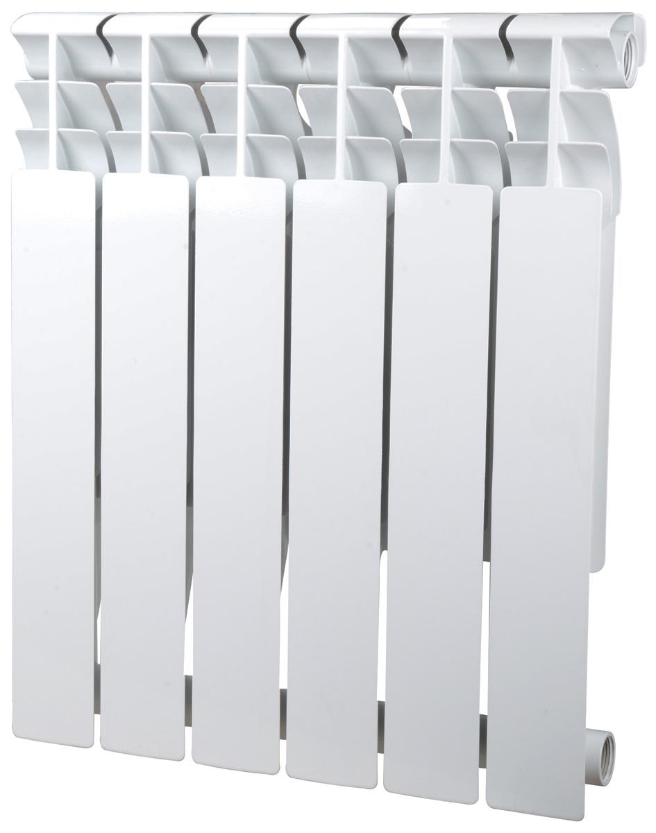 Радиатор Sira Omega A 500 - 6 секций алюминиевый (CFOM05000680)