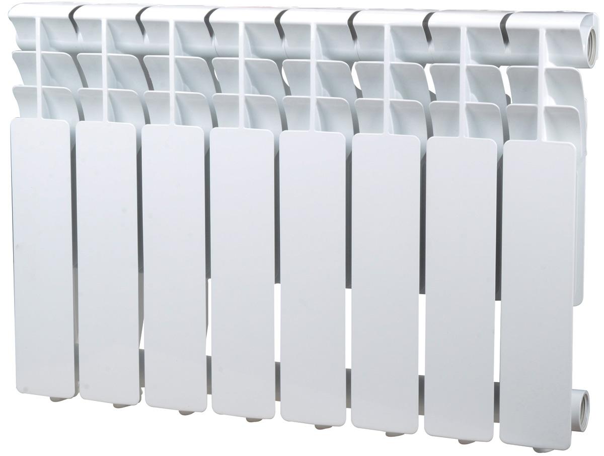 Радиатор Sira Omega A 350 - 8 секций алюминиевый (CFOM03500880)