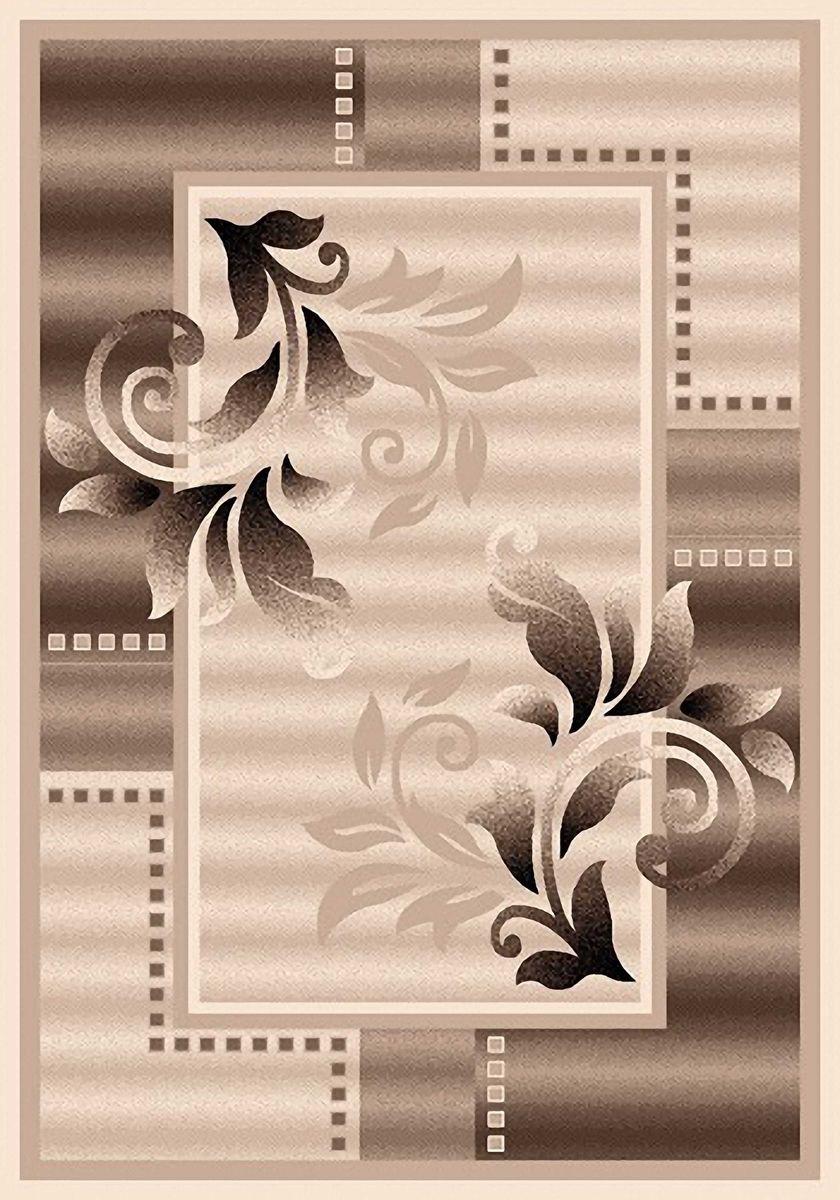 Ковер Mutas Carpet Мега, цвет: бежевый, 60 х 110 см. 203420130212179139UP210DFКовер Mutas Carpet, изготовленный из высококачественного материала, прекрасно подойдет для любого интерьера. За счет прочного ворса ковер легко чистить. При надлежащем уходе синтетический ковер прослужит долго, не утратив ни яркости узора, ни блеска ворса, ни упругости. Самый простой способ избавить изделие от грязи - пропылесосить его с обеих сторон (лицевой и изнаночной). Влажная уборка с применением шампуней и моющих средств не противопоказана. Хранить рекомендуется в свернутом рулоном виде.