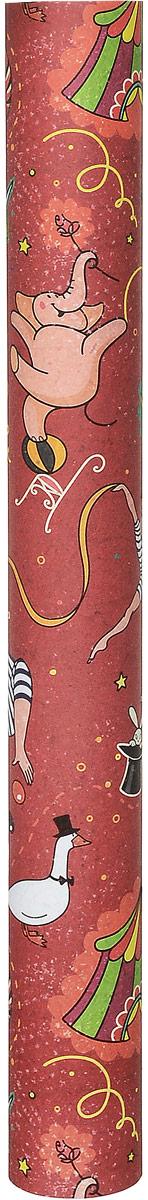 Бумага упаковочная Даринчи № 15, 2 листа, 48 х 59 см09840-20.000.00Упаковочная бумага Даринчи № 15 оформлена полноцветным декоративным рисунком. Подарок, преподнесенный в оригинальной упаковке, всегда будет самым эффектным и запоминающимся.Окружите близких людей вниманием и заботой, вручив презент в нарядном, праздничном оформлении.Размер листа: 48 х 59 см.