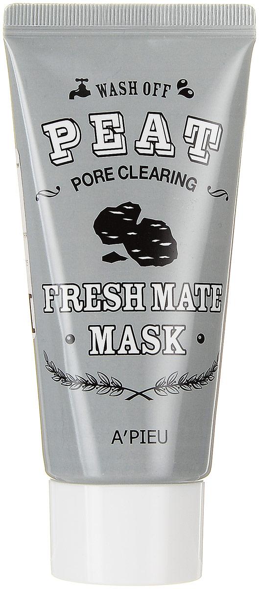 APieu Fresh Mate Очищающая и сужающая поры маска с вулканическим пеплом, 50 млFS-00897Очищающая и сужающая поры маска с вулканическим пеплом, прекрасно освежает кожу, питает минералами, увлажняет и придает мягкость, удаляет излишки жира и при регулярном использовании оздоравливает и ускоряет регенерацию кожи. Марокканская глина Гассул прекрасно очищает, повышает эластичность и упругость. Выравнивает поверхность кожи, удаляя отмершие клетки.