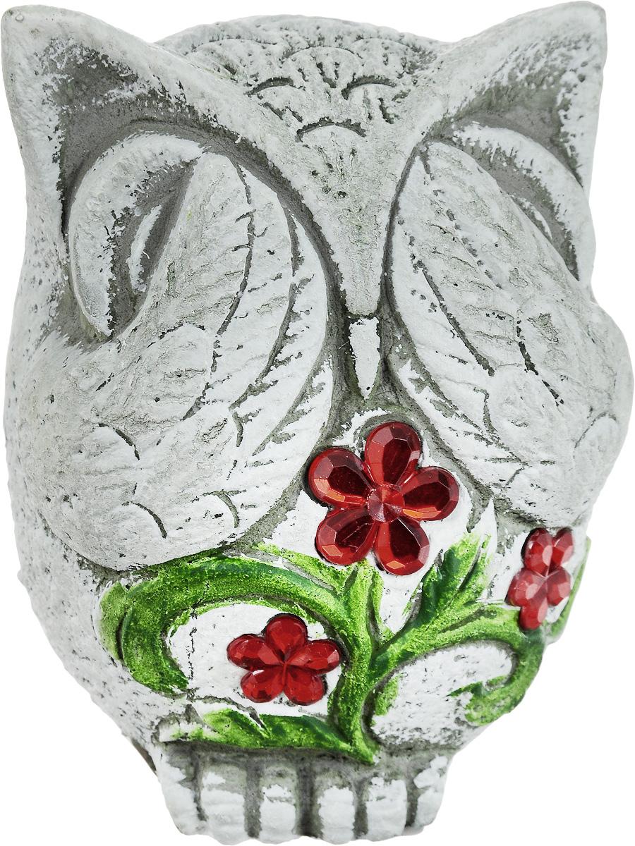 Фигурка декоративная Лилло Сова, цвет: серый, красный, зеленый, высота 11,5 смFLY3214-1Декоративная фигурка Сова станет необычным аксессуаром для вашего интерьера и создаст незабываемую атмосферу. Фигурка изготовлена из керамики в виде миниатюрной совы. Эта очаровательная вещь послужит отличным подарком близкому человеку, родственнику или другу, а также подарит приятные мгновения и окунет вас в лучшие воспоминания.