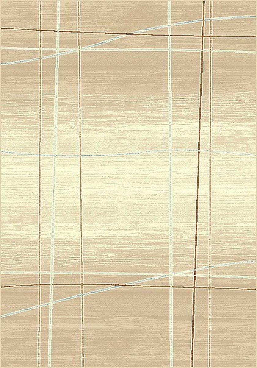 Ковер Atlantik Флория, цвет: коричневый, 80 х 150 см. 203420130212181237203420130212181237Ворс 100% акрил (искусственная шерсть)