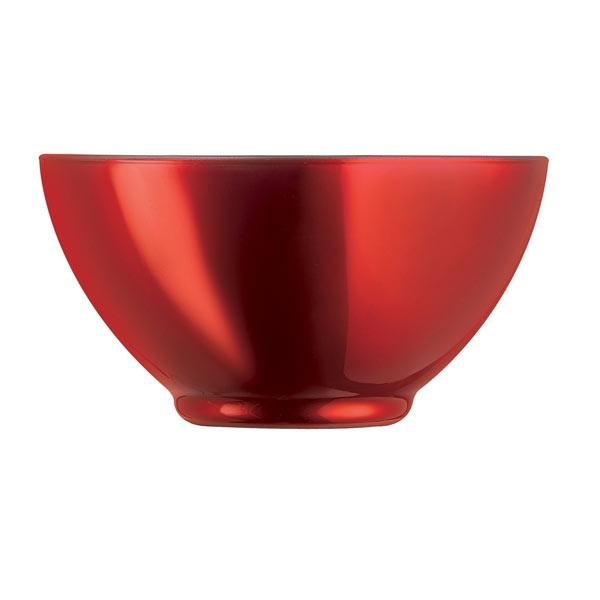 Салатник Luminarc Flashy Colors, цвет: красный, 500 млJ1125Салатник Flashy Colors от Luminarc из качественного ударопрочного стекла пригодится на каждой кухне. В нем можно подавать холодные закуски, легкие салаты, снеки к чаю. Объём салатника - 500 мл. Можно использовать в СВЧ-печи и посудомоечной машине.