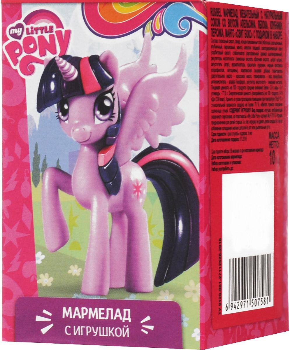 Sweet Box My Little Pony мармелад жевательный с игрушкой, 10 гУТ19656Коробочка со сладостями и игрушкой. Свитбоксы популярны среди детей и взрослых, коллекционирующих игрушки. Персонажи коллекций открывают удивительные миры, вовлекают в игру, дарят незабываемые впечатления. Это любимые игрушки! В коллекции My Little Pony 8 персонажей - яркие, забавные, каждый со своей харизмой. Пока не откроете коробочку - не узнаете, какая игрушка вам попалась! Внимание! Игрушка предназначена для детей старше трех лет. Уважаемые клиенты! Обращаем ваше внимание, что полный перечень состава продукта представлен на дополнительном изображении.