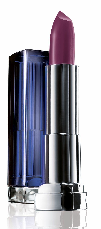 """Maybelline New York Увлажняющая помада для губ """"Color Sensational"""" Loaded Bolds, оттенок 886, Оттенок Властная Ягодка, 4,4 г B2825600"""