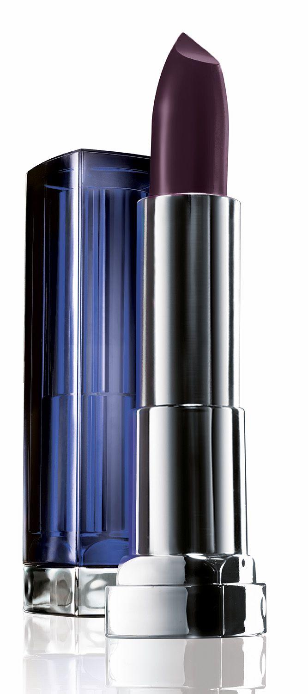 """Maybelline New York Увлажняющая помада для губ """"Color Sensational"""" Loaded Bolds, оттенок 887, Оттенок Спелая Ежевика, 4,4 г B2825700"""