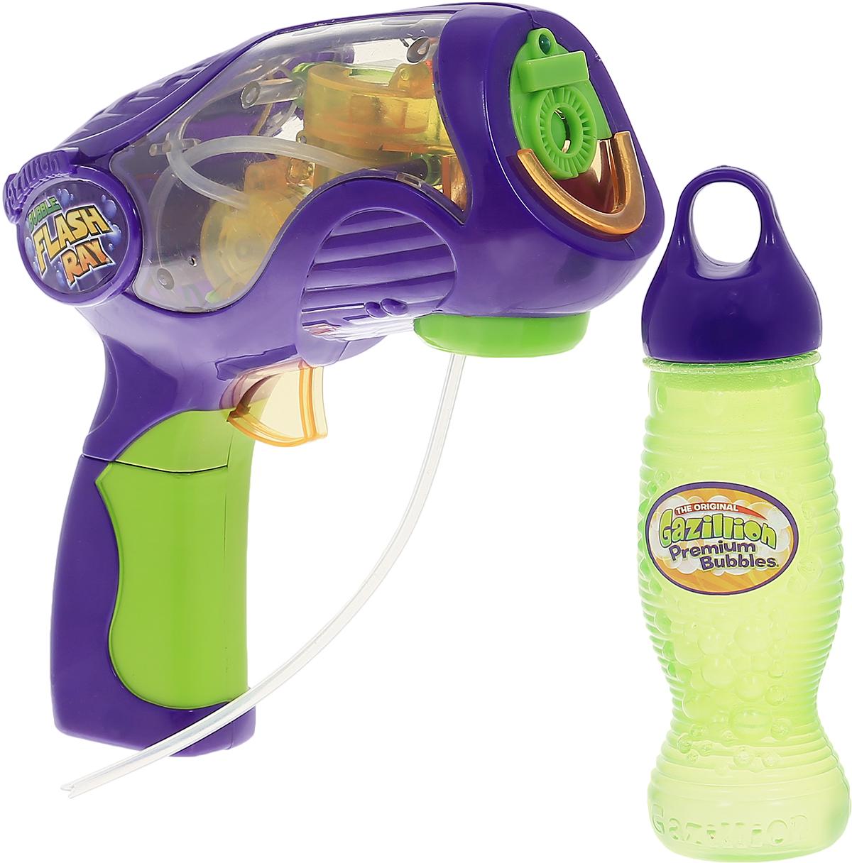 Gazillion Bubbles Набор для пускания мыльных пузырей Bubble Flash Ray 36143