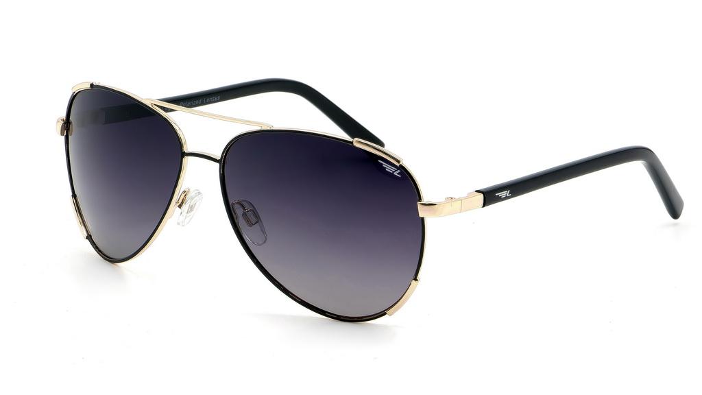 Очки поляризационные женские Legna, цвет: черный, серый. S4607BFM-550-ASСолнцезащитные очки Legna с поляризационными линзами превосходно предохраняют глаза от любого рода вредных бликов и УФ-лучей, что делает вождение безопасным и комфортным. Также очки Legna ничем не уступают самым известным маркам и брендам в эстетической части. Благодаря линзам премиум класса очки Legna прекрасно подходят для повседневной носки, занятий спортом, отдыха и конечно для использования за рулем.