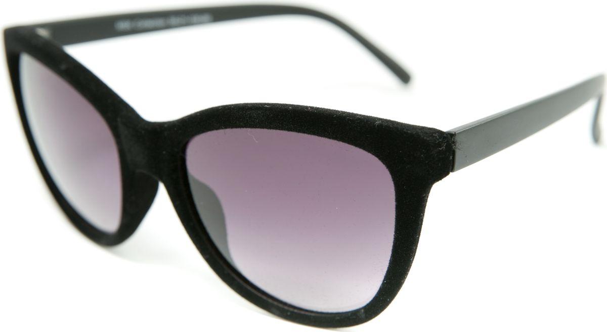 Очки солнцезащитные женские Mitya Veselkov, цвет: черный. MSK-2606-1KF1112Прекрасные антибликовые очки Mitya Veselkov, станут прекрасным и стильным аксессуаром для вас и защитят от УФ лучей. Они помогут глазу более четко распознать картинку, засвеченную солнечными лучами, при этом скорректируют все возникшие искажения.