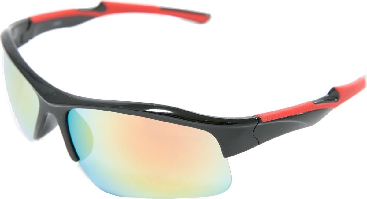 Очки солнцезащитные Mitya Veselkov, цвет: черный. MSK-4603-4636.4000.10 RedПрекрасные антибликовые очки Mitya Veselkov, станут прекрасным и стильным аксессуаром для вас и защитят от УФ лучей. Они помогут глазу более четко распознать картинку, засвеченную солнечными лучами, при этом скорректируют все возникшие искажения.