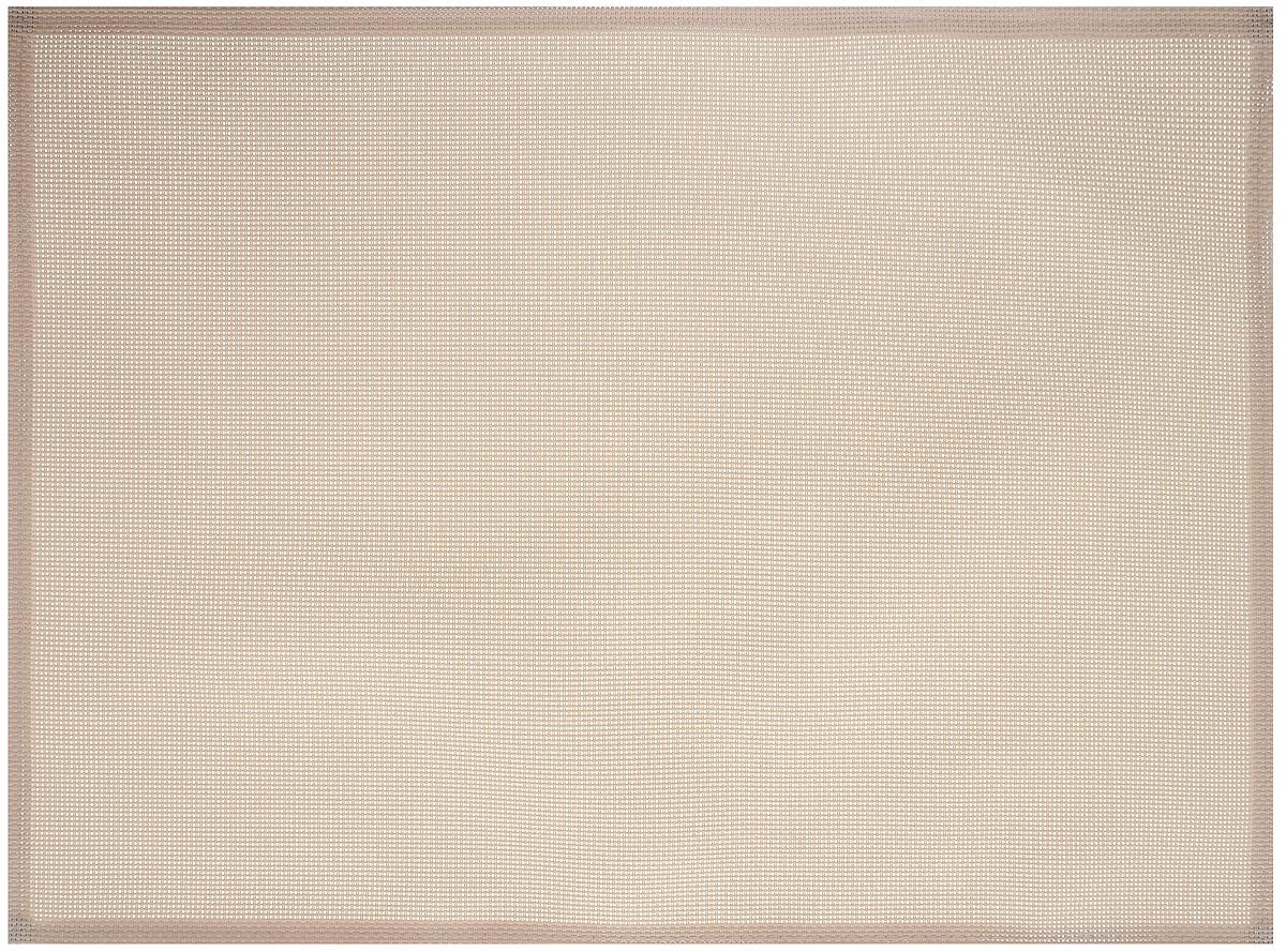 Салфетка сервировочная Tescoma Flair. Lite, цвет: бежевый, 45 x 32 см662030Элегантная салфетка Tescoma Flair Lite, изготовленная из прочной синтетической ткани, предназначена для сервировки стола. Она служит защитой от царапин и различных следов, а также используется в качестве подставки под горячее. После использования изделие достаточно протереть чистой влажной тканью или промыть под струей воды и высушить. Не мыть в посудомоечной машине, не сушить на батарее. Размер салфетки: 45 х 32 см.