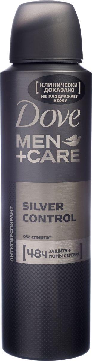 Dove Men+Care Антиперспирант аэрозоль Заряд серебра 150 мл0523074962Антиперспирант, разработанный специально для мужчин, беспощаден к поту, но не к коже. Инновационная формула антиперспиранта для эффективной защиты от пота и запаха помогает ухаживать за мужской кожей 48 часов с момента нанесения.