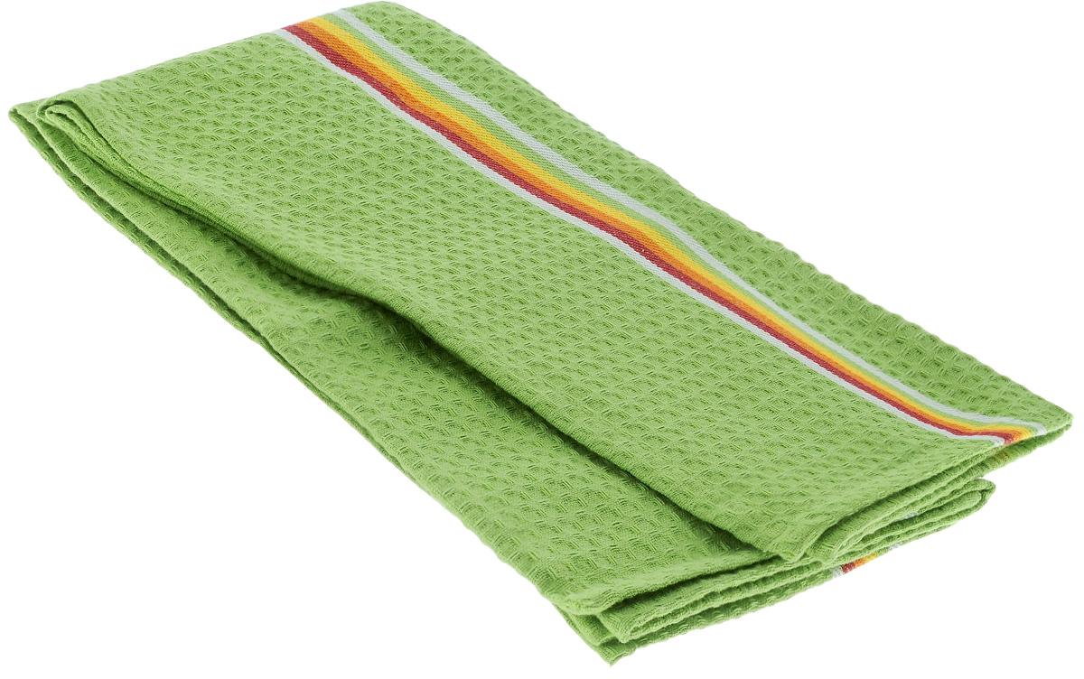Полотенце для посуды Tescoma Presto Tone, цвет: зеленый, 70 x 50 см, 2 шт639770Мягкое полотенце Tescoma Presto Tone выполнено из натурального хлопка. Изделие отлично впитывает влагу и не оставляет подтеков. Полотенце предназначено для протирания посуды и многофункционального использования на кухне. В комплект входят 2 полотенца. Традиционная клеточка и сочные цвета сделают изделие украшением любого кухонного интерьера. Размер: 70 х 50 см.