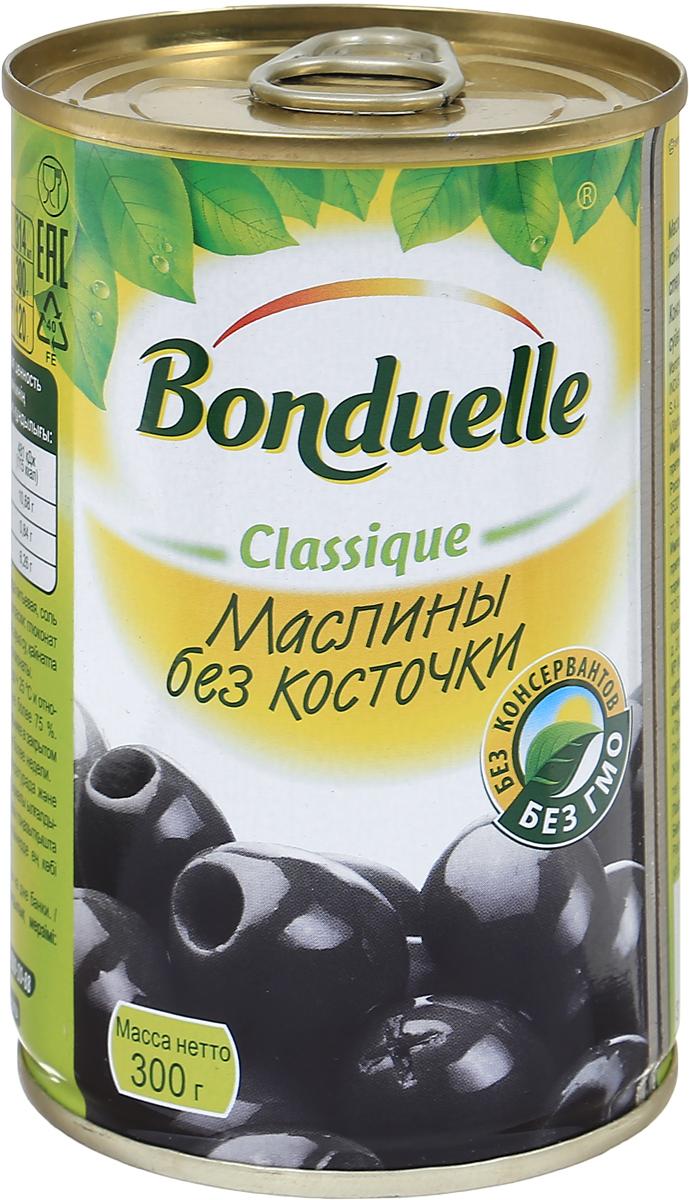 Bonduelle маслины без косточки, 300 г 3466