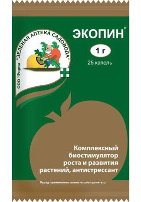 Комплексный биостимулятор роста и развития растений Экопин, 1 гЗ 389Комплексный биостимулятор роста и развития растений Экопин, 1 г