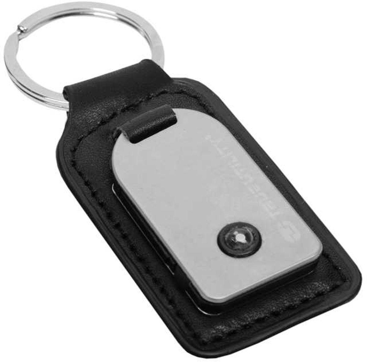 Брелок с фонариком True Utility Leather FobLite BlackТU253ВБрелок со встроенным светодиодный фонариком. Стильный, компактный брелок с подкладкой из натуральной кожи. Прорезиненная кнопка включения/выключения. Размеры: 70 х 35 х 10 мм.