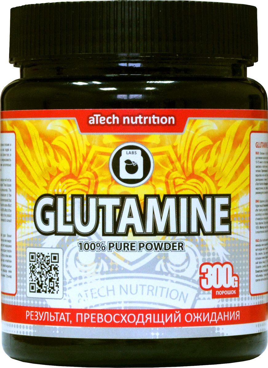 Глютамин aTech Nutrition Glutamine Pure Powder 100%, 300 гХот ШейперсГлютамин aTech Nutrition Glutamine Pure Powder 100% - это заменимая аминокислота, входящая в состав белка и необходимая для эффективного роста мышц и поддержки иммунной системы. Глютамин весьма распространен в природе, для человека является незаменимой аминокислотой. Глютамин в достаточно больших количествах циркулирует в крови и накапливается в мышцах. Он является самой распространенной аминокислотой организма, а мышцы состоят из него на 60%, это лишний раз подчеркивает его значение в спорте.Эффекты L-Glutamine от aTech Nutrition: - Участвует в синтезе белка в мышцах; - Является источником энергии, наряду с глюкозой; - Оказывает антикатаболическое действие (снижает уровень кортизола); - Вызывает подъем уровня гормона роста; - Укрепляет иммунитет; - Ускоряет восстановление организма после тренировки и пр.Так же L-Glutamine хорошо сочетается со многими видами спортивного питания и при этом происходит взаимное усиление эффекта.Применение: смешайте содержимое 1 чайной ложечки L-Glutamin (5 г) и 100-150 мл воды, сока или любого Вашего любимого напитка в шейкере или стаканчике, размешайте до растворения. Употребите продукт сразу после приготовления и наслаждайтесь прекрасным вкусом продуктов от aTech Nutrition.Рекомендуется принимать 1-2 раза в день: до и после тренировки, а в день отдыха с первым и последним приемами пищи, или в соответствии с Вашей индивидуальной программой питания. В состав входит 100% глютамина.