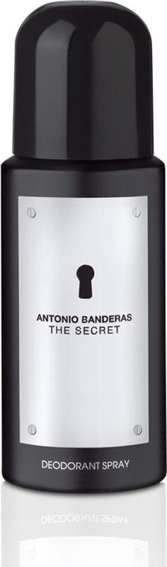 Antonio Banderas The Secret М Товар Дезодорант-спрей 150 мл 65097782