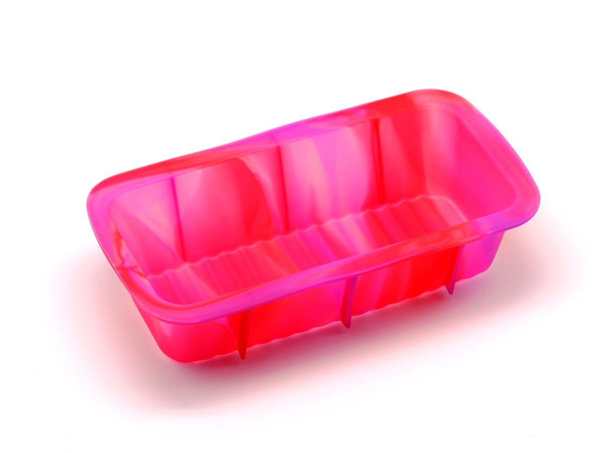 Форма для выпечки Atlantis Каравай, 26,8 х 14 х 6,5 см. SC-BK-005M-KSC-BK-005M-KФорма для выпечки силиконовая Atlantis — это отличная форма для выпекания пирога, которая сделана из пищевого силикона. Посуда идеально подходит для выпекания различной выпечки, ведь форма предотвращает тесто от «вытекания», при этом, предоставляя возможность с легкостью извлечь готовую выпечку и получить на ней красивый рисунок. Пищевой силикон абсолютно безопасен и не вступает в реакцию с продуктами, а так же не влияет на запах и вкус готового изделия.