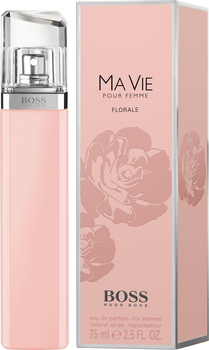 Hugo Boss Ma Vie Florale - Парфюмерная вода женская 75 мл lancome la vie est belle intense парфюмерная вода женская 75 мл