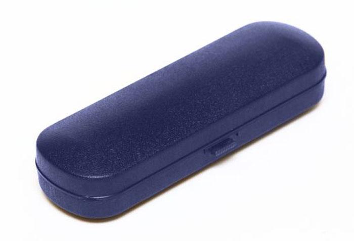 Proffi Home Футляр для очков Fabia Monti, цвет: синийPH6735Футляр для очков сочетает в себе две основные функции: он защищает очки от механического воздействия и служит стильным аксессуаром, играющим эстетическую роль.