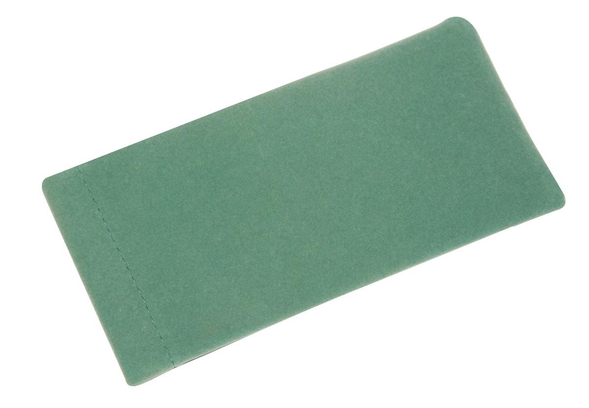 Proffi Home Футляр для очков Fabia Monti текстильный, мягкий, широкий, цвет: зеленыйPH6736Футляр для очков сочетает в себе две основные функции: он защищает очки от механического воздействия и служит стильным аксессуаром, играющим эстетическую роль.