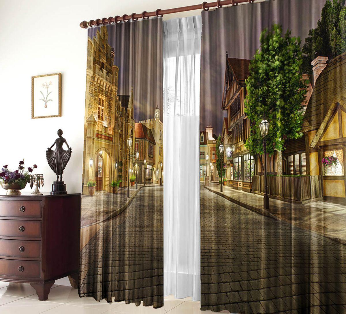 Комплект фотоштор Zlata Korunka Прага, на ленте, высота 270 см21146Фотошторы Blackout - это особый вид светонепроницаемой ткани, не выцветает, прекрасно драпируется и при этом очень хорошо сохраняет форму, отличается высокой плотностью полотна и хорошей износостойкостью, обладает высокими тепло- и звукоизоляционными свойствами. Уход: Бережная стирка при 30 градусах, деликатный отжим, отбеливание запрещено, ткань blackout не требует глажки. Светопоглощение - 100%. Размер: шир. 150 х выс.270 - +/- 3см. Крепление – универсальная шторная лента. Оттенок изделия может отличаться от представленного на сайте в силу особенностей цветопередачи фототехники и Вашего монитора.