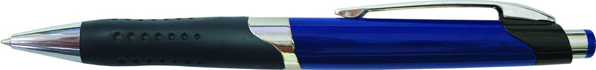 Berlingo Ручка шариковая E-5 синяя72523WDАвтоматическая шариковая ручка Berlingo E-5 с металлическим клипом и с высококачественными чернилами обеспечивает ровное и мягкое письмо.Кнопочная подача стержня. Диаметр пишущего узла - 0,7 мм.