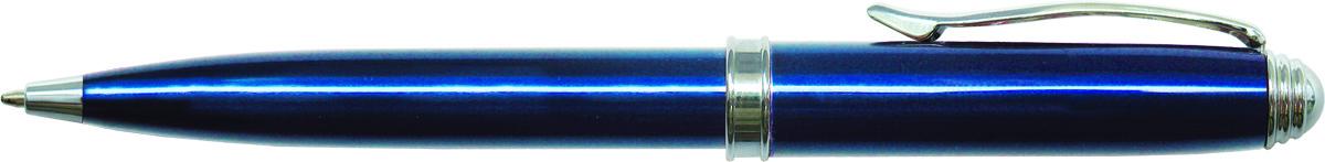 Berlingo Ручка шариковая Silk Standard цвет корпуса синий серебристыйCPs_70322Элегантная автоматическая шариковая ручка Berlingo Silk Standard с поворотным механизмом имеет классическую форму корпуса. Цвет чернил - синий. Подходит для нанесения логотипа. Ручка упакована в индивидуальный пластиковый футляр.