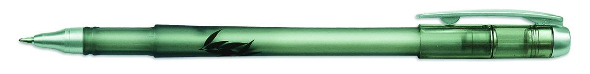 Berlingo Ручка шариковая Fantasy цвет черныйCBp_50181Элегантная шариковая ручка с колпачком и клипом. Интересный, фантазийный дизайн корпуса. Рифление корпуса в зоне захвата облегчает письмо. Цвет деталей корпуса соответствует цвету чернил. Диаметр пишущего узла - 0,5 мм. Упаковка в картонную коробку по 12 шт.