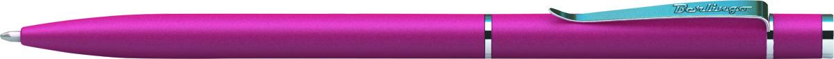 Berlingo Ручка шариковая Golden Classic цвет корпуса розовый серебристыйCPs_73012Оригинальная автоматическая шариковая ручка Berlingo Golden Classic с поворотным механизмом. Цвет чернил - синий. Диаметр пишущего узла - 0,7 мм. Подходит для нанесения логотипа. Ручка упакована в индивидуальный пластиковый футляр.