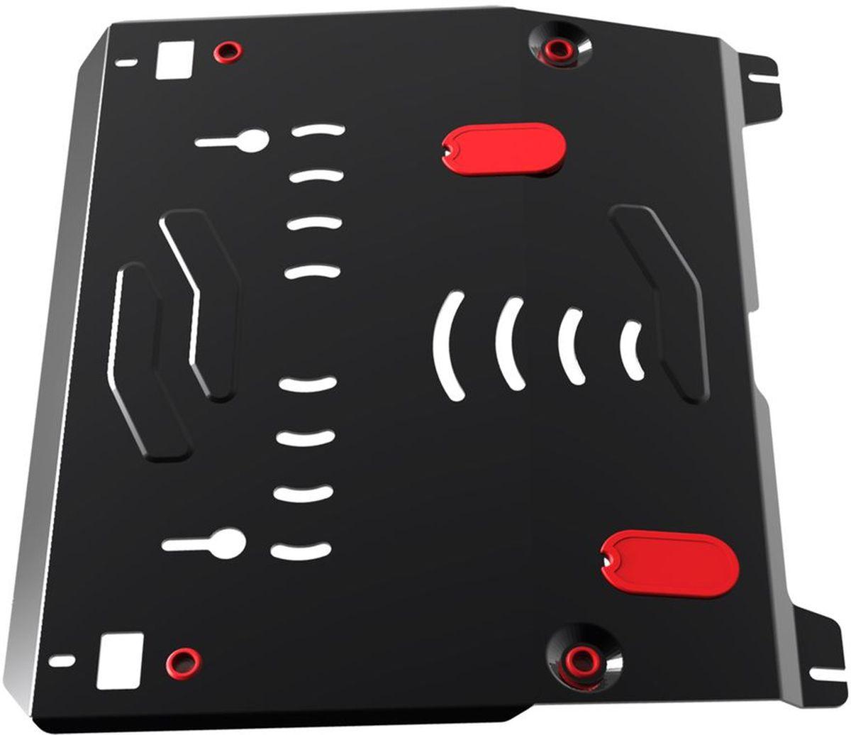Защита картера и КПП Автоброня, для Nissan Teana. 111.04145.1111.04145.1Технологически совершенный продукт за невысокую стоимость. Защита разработана с учетом особенностей днища автомобиля, что позволяет сохранить дорожный просвет с минимальным изменением. Защита устанавливается в штатные места кузова автомобиля. Глубокий штамп обеспечивает до двух раз больше жесткости в сравнении с обычной защитой той же толщины. Проштампованные ребра жесткости препятствуют деформации защиты при ударах. Тепловой зазор и вентиляционные отверстия обеспечивают сохранение температурного режима двигателя в норме. Скрытый крепеж предотвращает срыв крепежных элементов при наезде на препятствие. Шумопоглощающие резиновые элементы обеспечивают комфортную езду без вибраций и скрежета металла, а съемные лючки для слива масла и замены фильтра - экономию средств и время. Конструкция изделия не влияет на пассивную безопасность автомобиля (при ударе защита не воздействует на деформационные зоны кузова). Со штатным крепежом. В комплекте инструкция по...