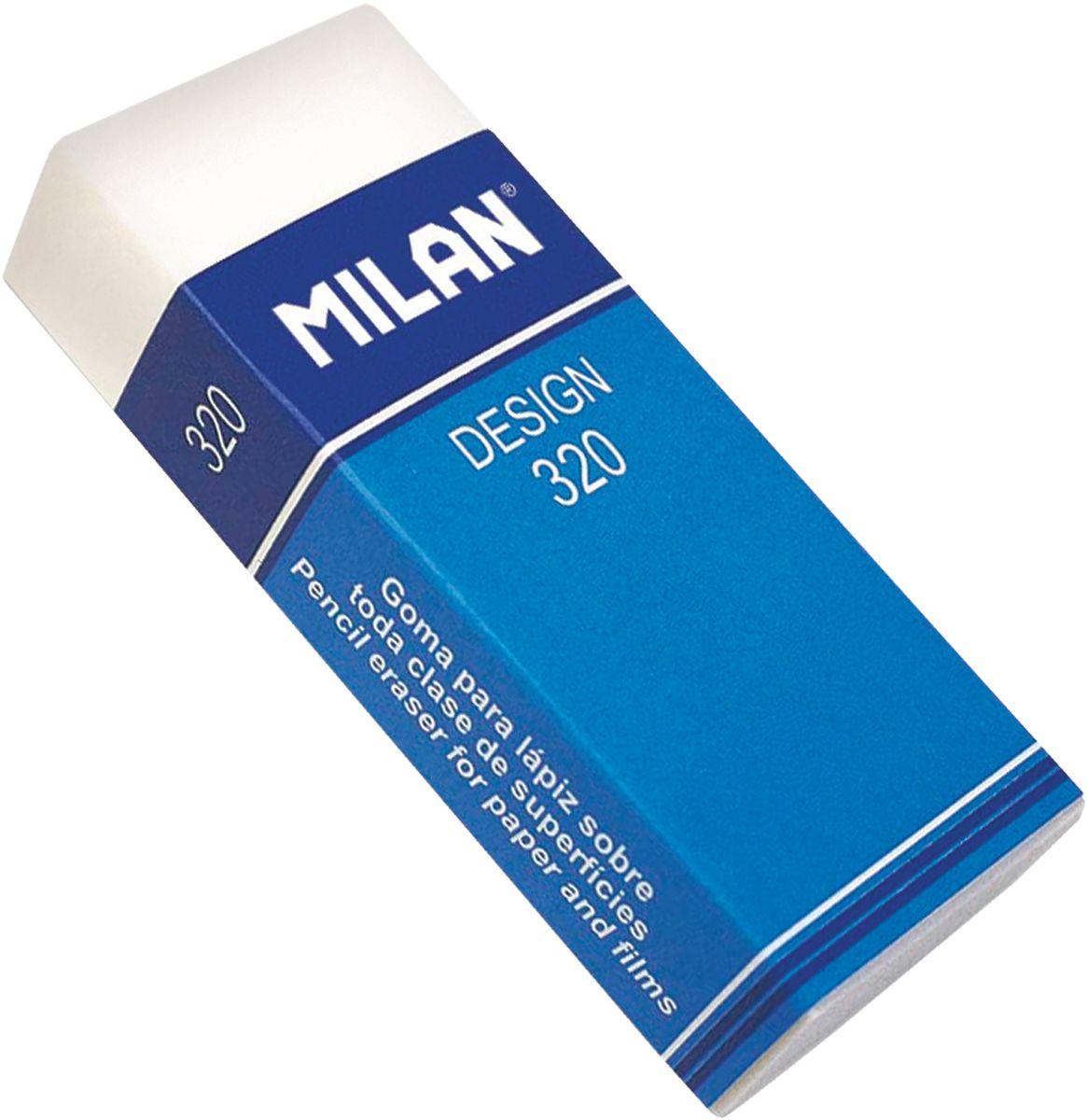 Milan Ластик Design 320 прямоугольный34650_желтый, зеленыйЛастик Milan Design 320 - это синтетический ластик широкого спектра применения в области дизайна и графики, конструкторских работ, архитектурных проектов. Картонный держатель, высокие функциональные свойства.