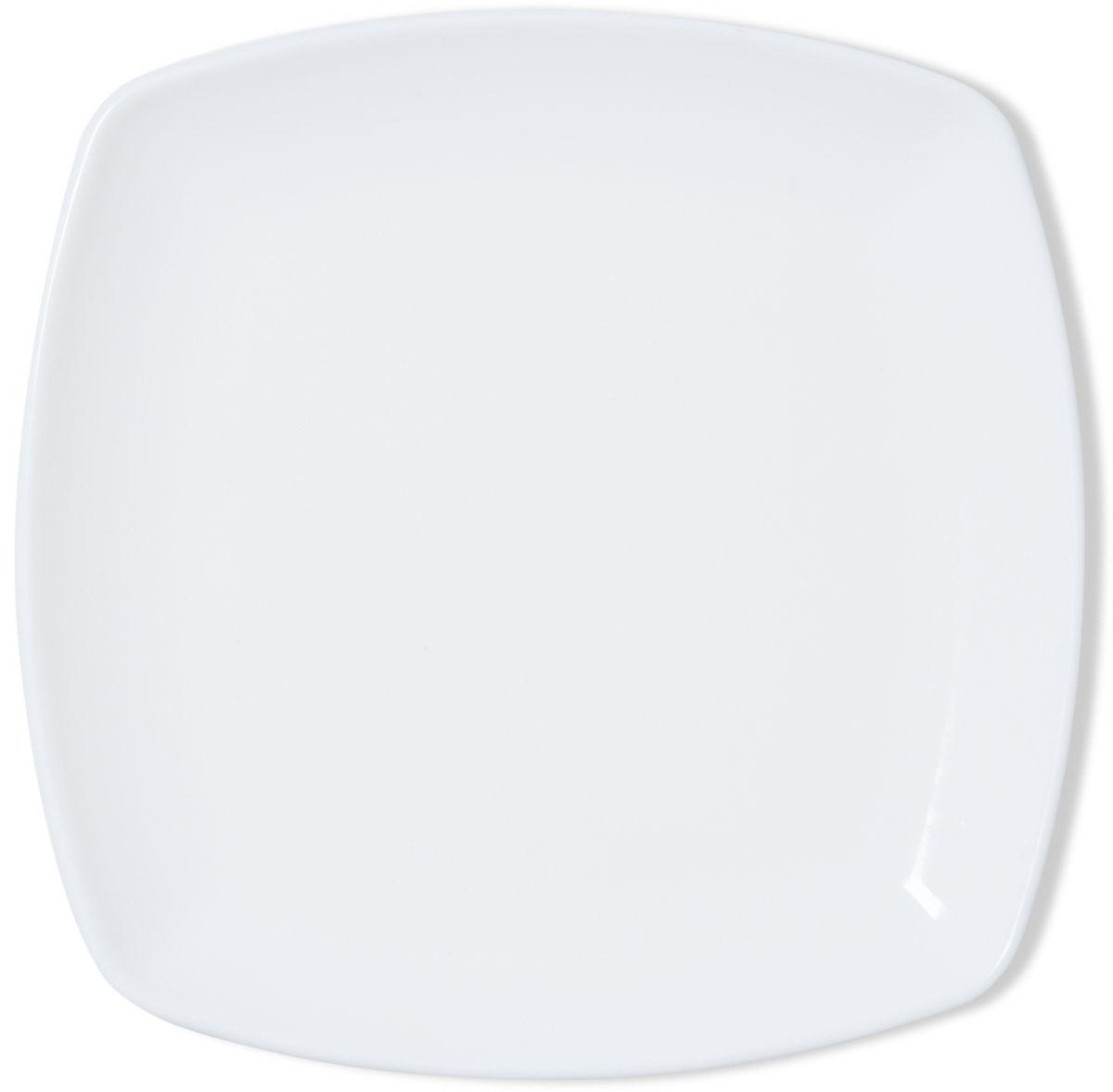 Тарелка десертная Dosh l Home ADARA, квадратная, 20 см400201Элегантные тарелки для стильной сервировки блюд и закусок. Изготовлены из высококачественного силикона белоснежного цвета. Силикон не впитывает запах и вкус продуктов, устойчив к царапинам. Подходит для микроволновой печи, холодильника. Можно мыть в посудомоечной машине. Мыть обычными моющими средствами, не использовать агрессивные вещества, металлические мочалки, острые предметы и т.д..