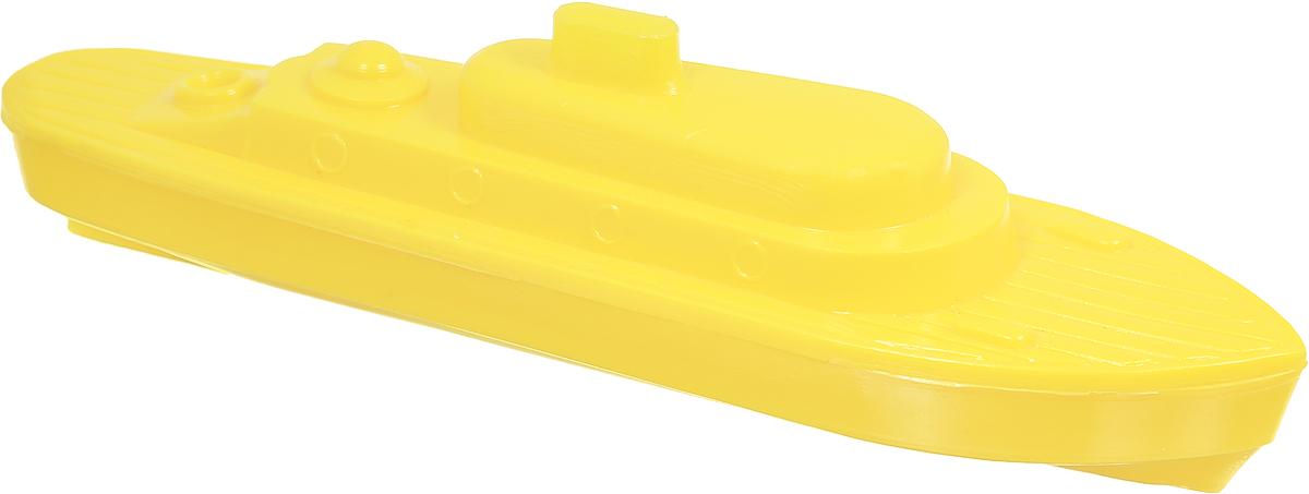 Волшебный городок Игрушка для ванной Катерок цвет желтый