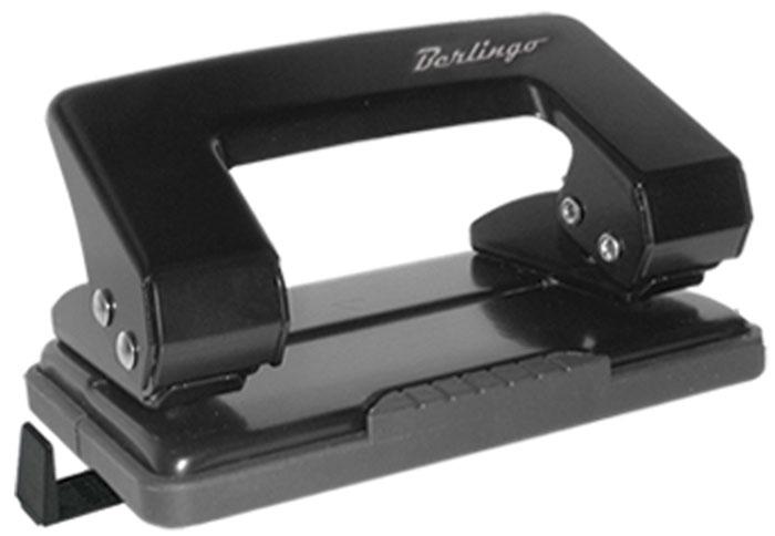 Berlingo Дырокол на 10 листов цвет черныйDDm_10011Дырокол Berlingo на 10 листов позволит перфорировать документы для каждой подшивки. Дырокол оснащен надёжным механизмом, линейкой и пластиковым поддоном для конфетти.