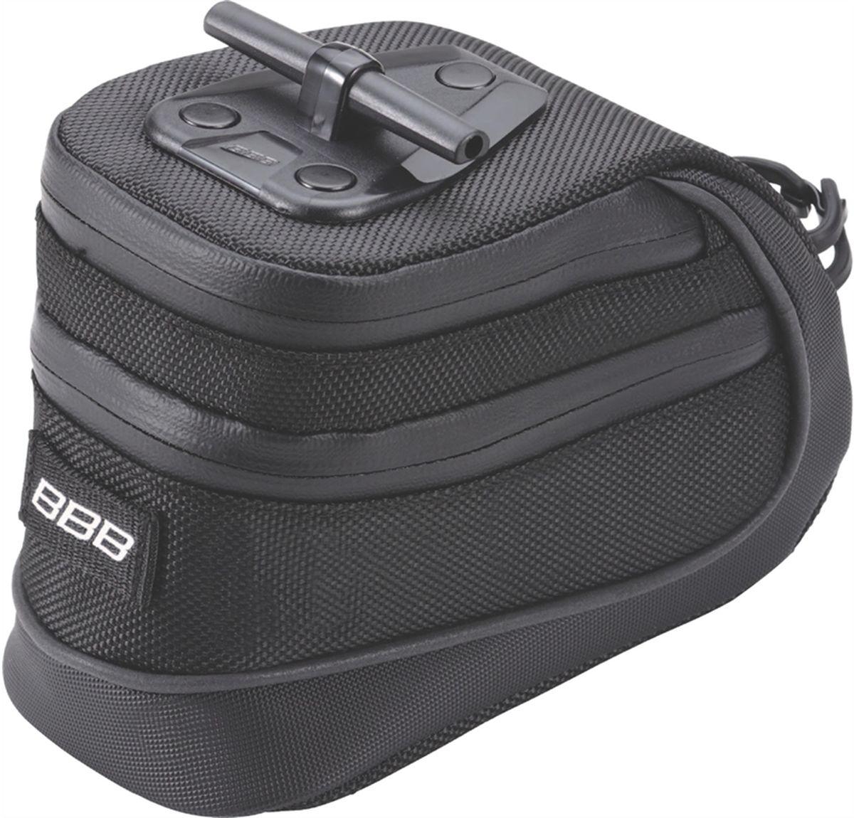 "Велосумка под седло BBB ""StorePack"", цвет: черный. Размер L BSB-12L"