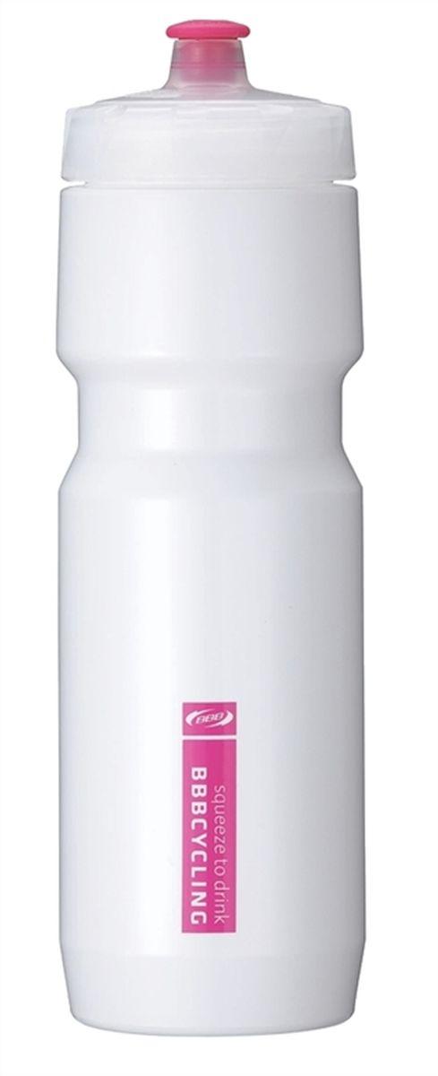 Бутылка для воды BBB CompTank, велосипедная, цвет: белый, красный, 750 млBWB-05Бутылка для воды BBB CompTank изготовлена из высококачественного полипропилена, безопасного для здоровья. Закручивающаяся крышка с герметичным клапаном для питья обеспечивает защиту от проливания. Оптимальный объем бутылки позволяет взять небольшую порцию напитка. Она легко помещается в сумке или рюкзаке и всегда будет под рукой. Такая идеальная бутылка небольшого размера, но отличной вместимости наполняет оптимизмом, даря заряд позитива и хорошего настроения. Бутылка для воды BBB - отличное решение для прогулки, пикника, автомобильной поездки, занятий спортом и фитнесом.