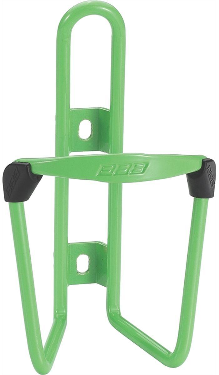 Флягодержатель BBB FuelTank, цвет: зеленый флягодержатель merida cl 078 пластик бело зеленый 2124002578