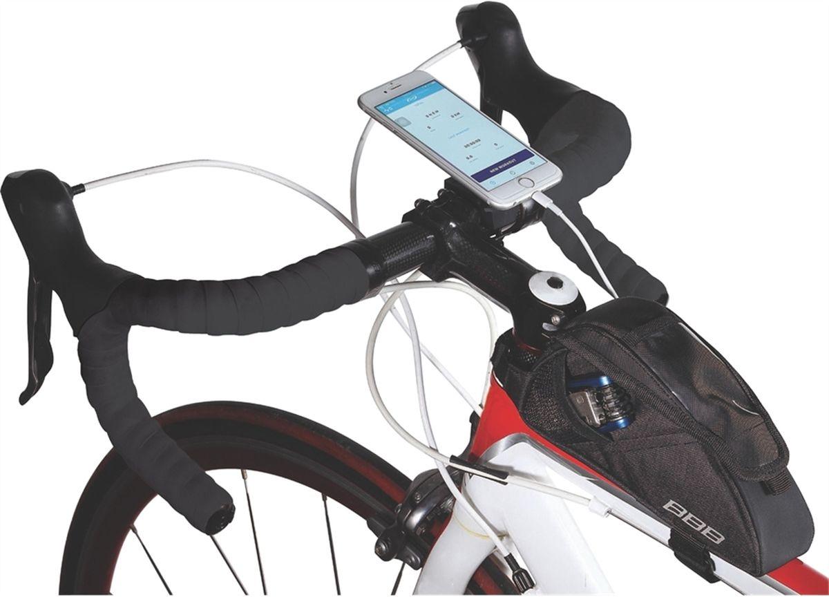 Велосумка под раму BBB TubeFuelPack, цвет: черныйBSB-17Велотуризм - это всегда незабываемое приключение. Но вам для этого потребуется подходящее снаряжение. В данном случае, мы имеем ввиду эту сумку. Отправляетесь в долгий путь, или просто в поход выходного дня? Куда бы вы не направились, любому велосипедисту требуется достаточно много места для хранения различного снаряжения. FuelPack - лучший помочник в таких вопросах. Эта сумка крепится на верхнюю трубу и чрезвычайно удобна для хранения самых разнообразных вещей. Возьмите в дорогу всё необходимое. Эта сумка создана специально для крепления на верхней трубе. Форма подходит для размещения вплотную к рвыносу и рулевой колонке. Верхний карман на липучке для быстрого доступа. Одно большое отделение для энергетических батончиков, кошелька, ключей, телефона и др. Два сетчатых кармана внутри, карабин для ключей и отверстиедля кабеля. Внешний сетчатый карман для быстрого доступа. Прозрачный верх для карт и дорожной легенды. Нескользящий...