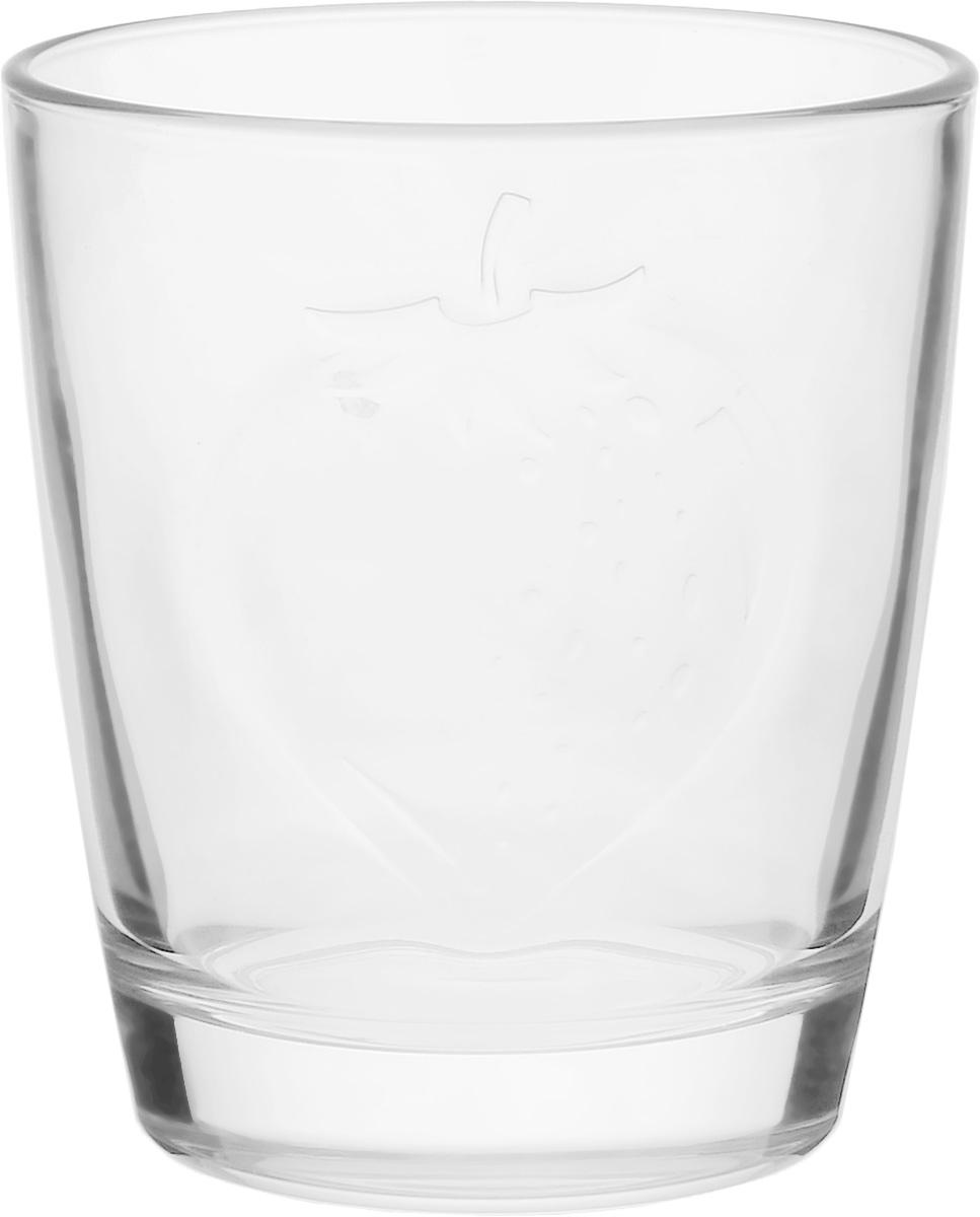 Стакан Luminarc Фрути Энерджи. Клубника, 250 млL1176Стакан Luminarc Фрути Энерджи. Клубника изготовлен из высококачественного стекла. Такой стакан прекрасно подойдет для горячих и холодных напитков. Он дополнит коллекцию вашей кухонной посуды и будет служить долгие годы. Можно использовать в посудомоечной машине и СВЧ. Диаметр стакана (по верхнему краю): 7,5 см. Высота: 8,7 см.
