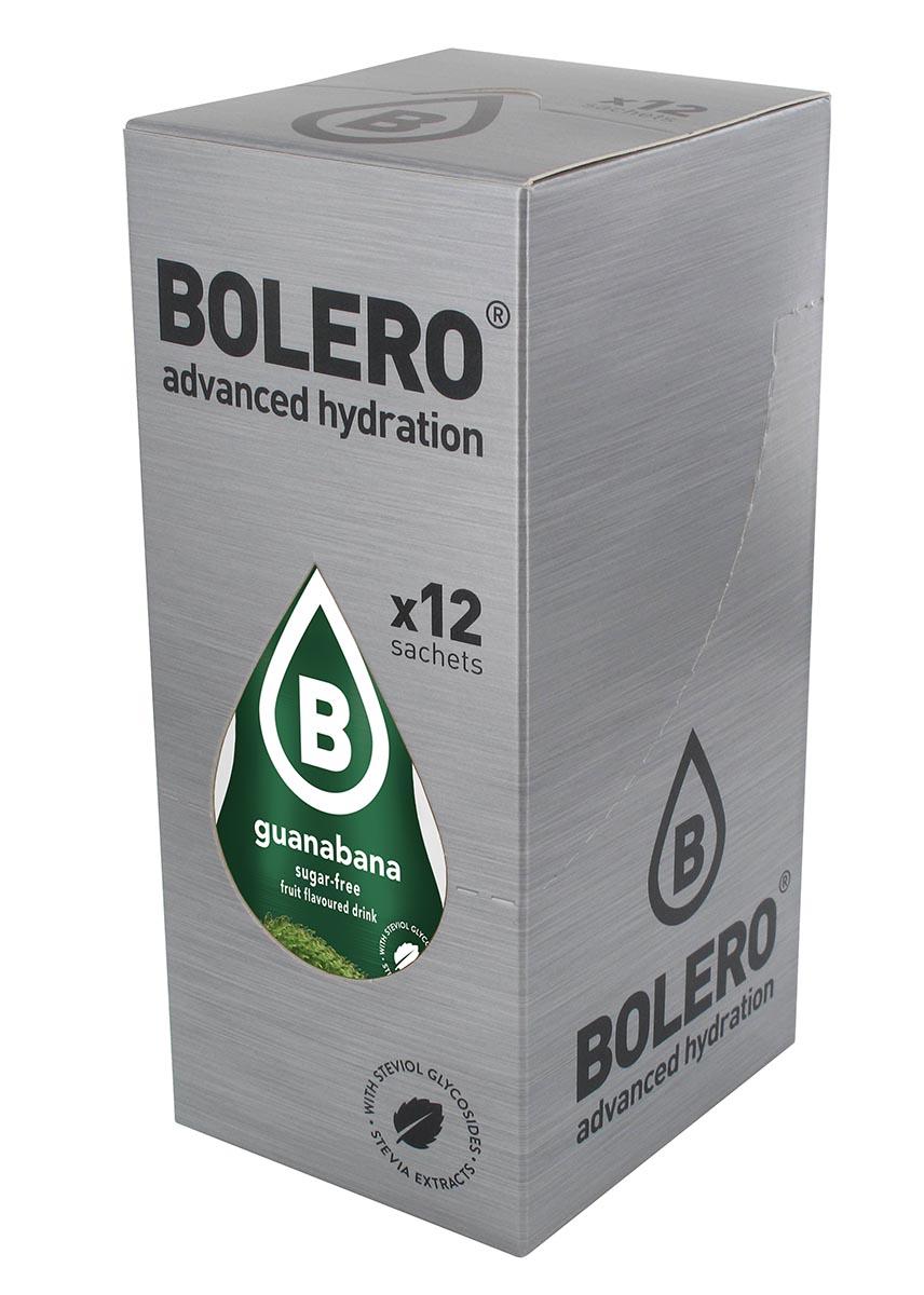 "Напиток быстрорастворимый Bolero ""Guanabana / Гуанабана"", 9 г х 12 шт ЦБ-00003146"