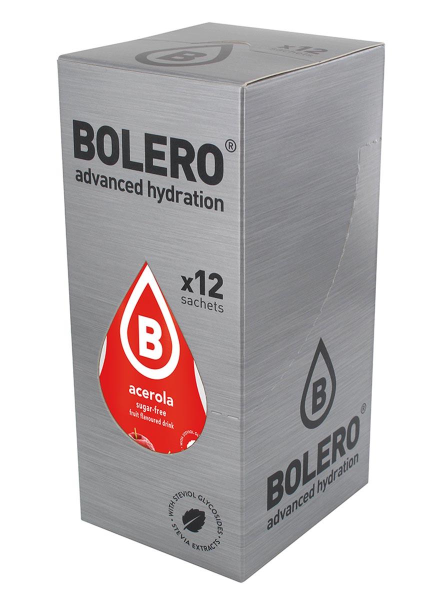 Напиток быстрорастворимый Bolero Acerola / Барбадосская вишня, 9 г х 12 штЦБ-00003656Что же такое Bolero Drinks? В первую очередь это - вкусовая добавка без сахара, без глютена, без жиров и углеводов. Bolero Drinks – это мгновенные напитки, которые не содержат сахар, не содержат лактозы, не содержат консервантов, не содержат глютен, не содержат искусственных вкусовых и цветообразующих добавок!!!!!!! Каждый пакетик Bolero Drinks на Стивии весит 9 г, и его достаточно, чтобы подготовить 1,5-2 литра сока, в зависимости от вашего желания. Эти маленькие пакетики очень удобно носить с собой, и подготовка натурального напитка проста - просто добавьте в 1,5-2 литра холодной воды и размешайте. Но Bolero Drinks – это не только напитки. Это великолепное дополнение к каше, творогу и другим субстанциям. Состав: Без добавления ГМО. Не содержит Глютен, без сахара. Кислоты: лимонная кислота, яблочная кислота, мальтодекстрин; ароматические и вкусовые вещества; L-аскорбиновая кислота. Натуральные ароматизаторы и подсластители: ацесульфам К,...