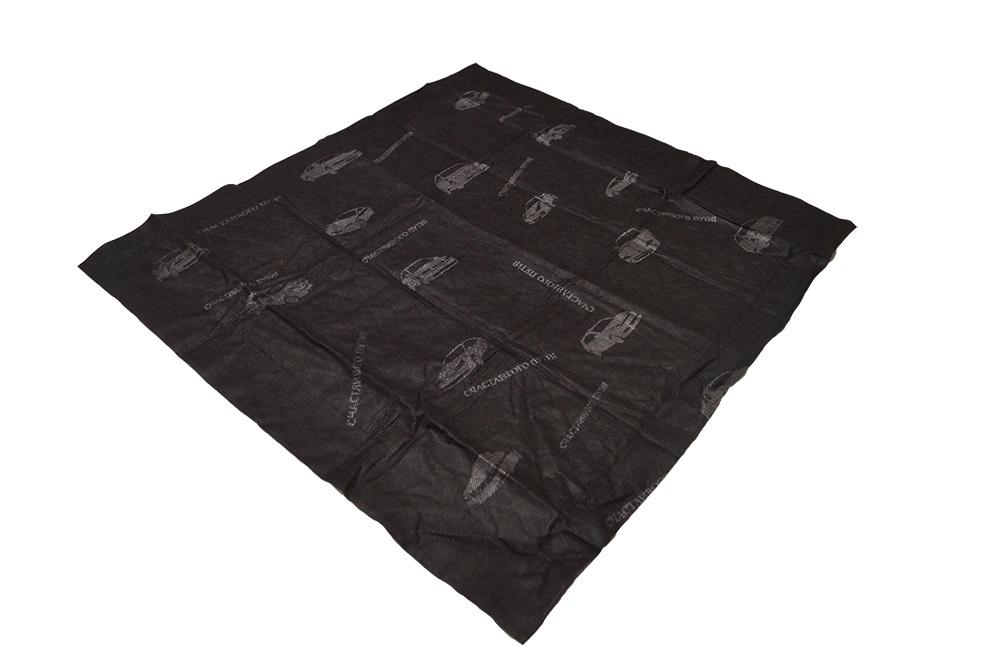 Автомобильный коврик Rexxon, влаговпитывающий, цвет: черный, 40 х 60 см2-11-2-1-1Обеспечивает чистоту в любое время года, особенно необходим в мокрую погоду. Способен собирать пыль,песок и впитывать влагу, химические реагенты, соли, остатки нефтепродуктовна подошвах обуви.