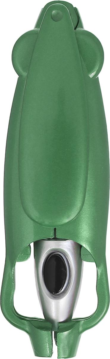 Эврика Ручка шариковая Раскладушка цвет корпуса зеленый93727Оригинальная шариковая ручка Эврика Раскладушка имеет раскладывающийся механизм. С помощью специальной кнопки, расположенной на корпусе, ручка автоматически разложится. Такая ручка удивит и порадует получателя.